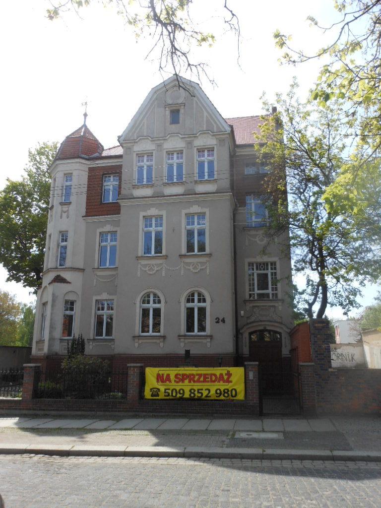 Kamienica pod inwestycje Legnica ul. Kolbe 24